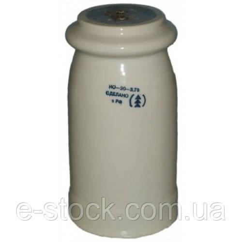 Изоляторы фарфоровые опорные армированные ИО-20-3,75 У32, Изолятор ИО-20-3,75 У3