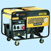 Генератор бензиновый KIPOR KGE12E3 (7.6 кВт)