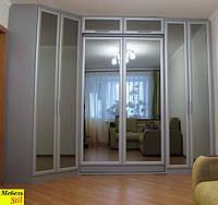 Шкаф-кровать трансформер для гостиной комнаты из ламинированного ДСП, фото 1