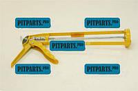 Пистолет для выдавливания силикона рамообразный СИЛА