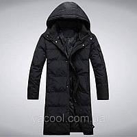 Мужское куртка-пальто длинное до колен и ниже колен ХС-10ХХЛ Nike клуб нанесение, фото 1
