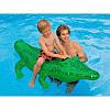 """Детский надувной плотик """"Крокодил"""" Intex 58546 168х86см, фото 3"""