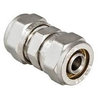 Соединение 16 мм х 16 мм прямое VALTEC