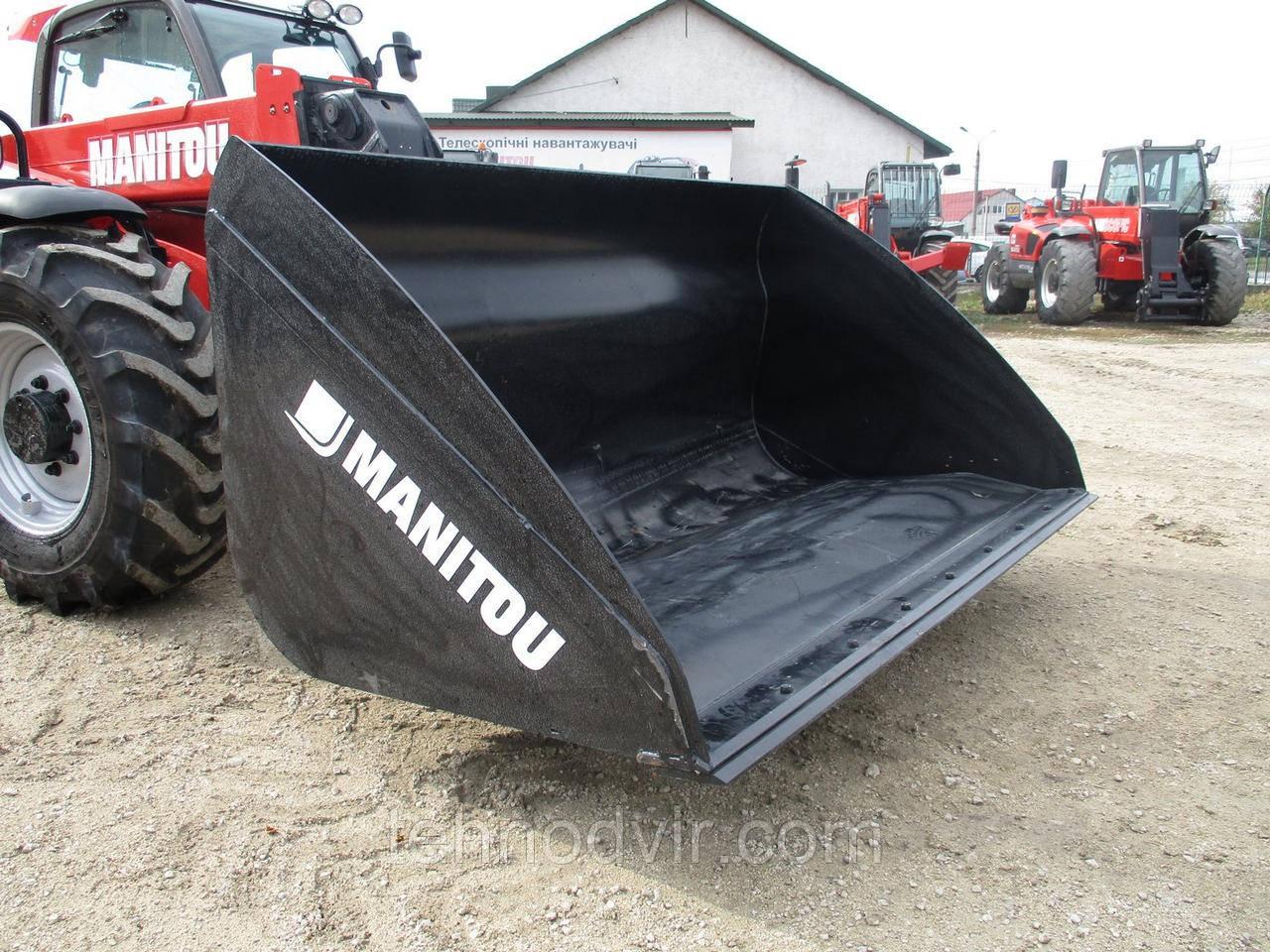 Новый оригинальный ковш Manitou