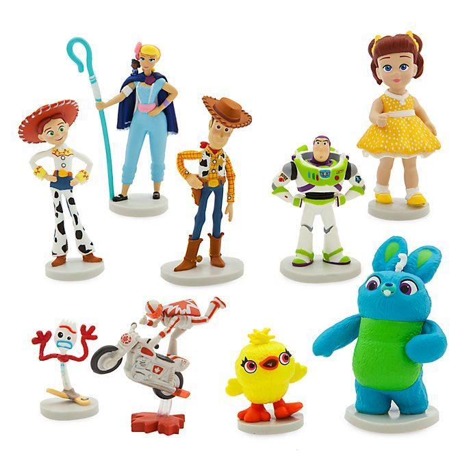 Disney Набор фигурок История игрушек-4 Toy Story 4 Deluxe