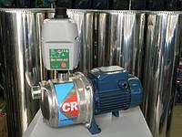 Насосная станция JCRм2С + Brio 2000 (корпус нержавеющая сталь)