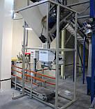 Механические весовые дозаторы для расфасовки сыпучих веществ в тару, пакеты и мешки дозами от 0,25 кг до 70 кг, фото 5