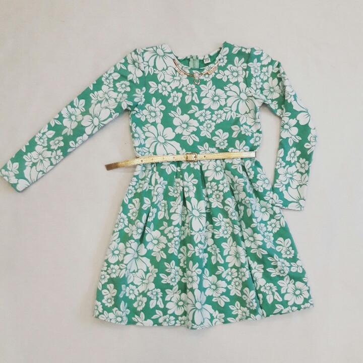 Платье для девочки рост128
