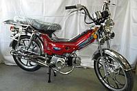 Delta Mustang