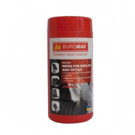 """Салфетки чист. д/монит. """"BuroMAX"""" BM0802"""