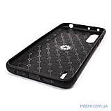 Чехол TPU Deen ColorRing с креплением под магнитный держатель Xiaomi Mi CC9 Black, фото 5