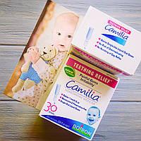 Camilia  Камилия Oблегчение боли при прорезывании зубов, 30 жидких доз, Boiron