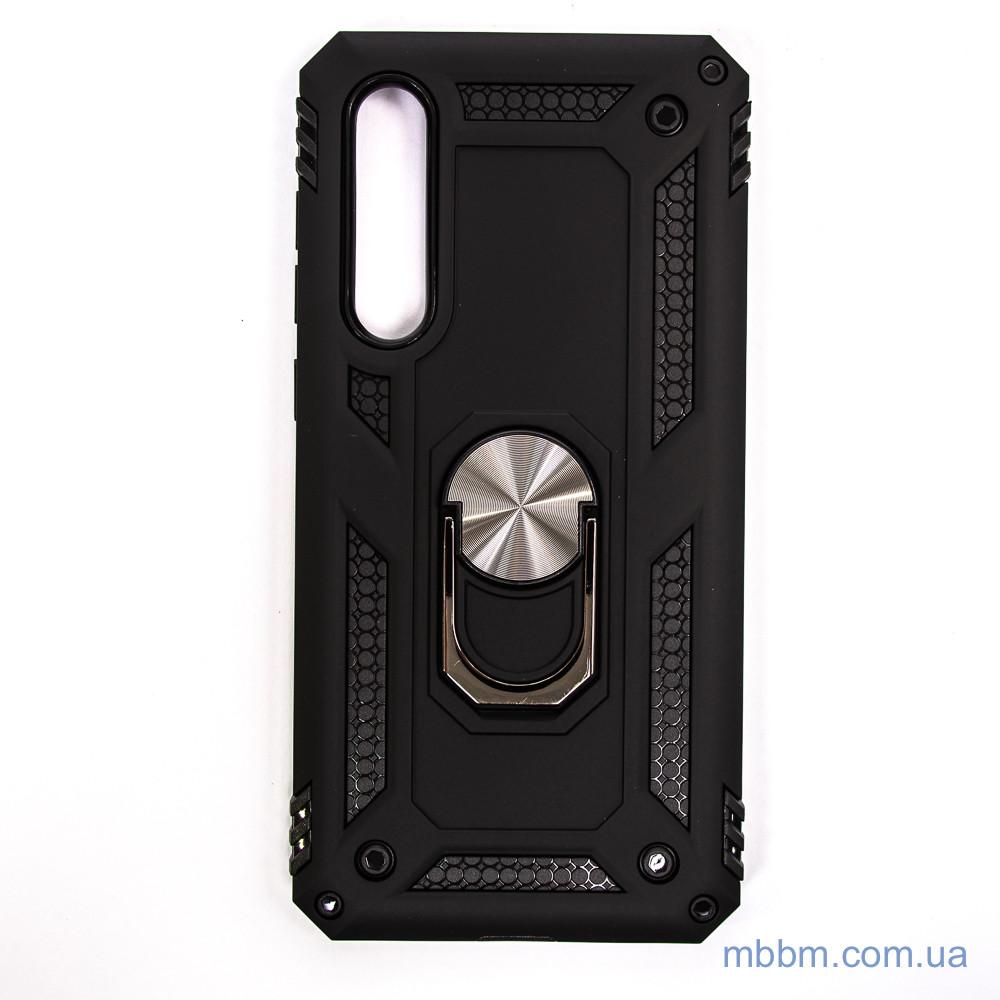Броньований чохол Serge Ring Xiaomi Mi 9 SE Black