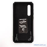 Броньований чохол Serge Ring Xiaomi Mi 9 SE Black, фото 3