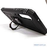 Броньований чохол Serge Ring Xiaomi Mi 9 SE Black, фото 5