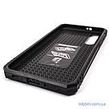 Броньований чохол Serge Ring Xiaomi Mi 9 SE Black, фото 7