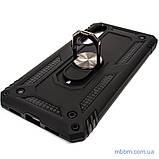 Броньований чохол Serge Ring Xiaomi Mi 9 SE Black, фото 9