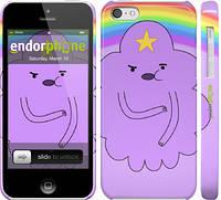 """Чехол на iPhone 5c Принцесса Пупырка 1 """"2478c-23"""""""