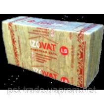 IZOVAT LS до 30 Минеральная вата100 (1000*600 *100) 6 плит(3,6м2/0,36м3), фото 2