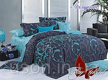 Комплект постельного белья ранфорс Тм Таg  Лазурит