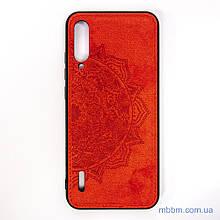 Накладка TPU+Textile Mandala с 3D тиснением Xiaomi Mi A3/CC9e Red