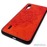 Чохол TPU + Textile Mandala з 3D тисненням Xiaomi Mi CC9 Red, фото 5
