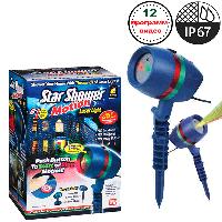 Лазерный проектор Star Shower Motion