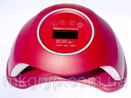 Лампа для маникюра SUN Q1 48Вт красный