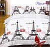 Комплект постельного белья ранфорс Тм Таg  Париж