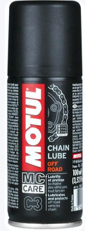 Смазка для Цепи Motul C3 CHAIN LUBE OFF ROAD (100ML)