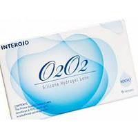Контактная линза O2 O2 (1 месяц ) 6 линз