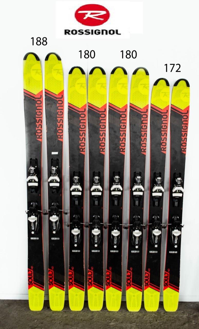 Лыжи Rossignol 180