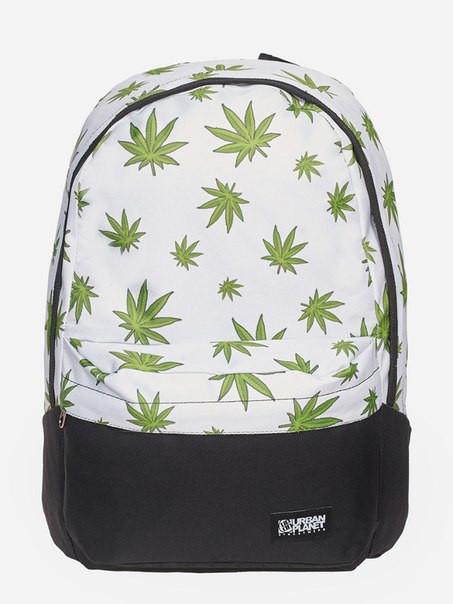 Рюкзак, WEED, сумка-рюкзак, рюкзак с рисунком