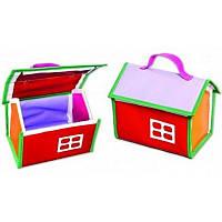 Детский раскладной домик для игрушек, фото 1