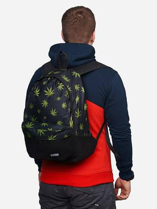 Рюкзак, WEED, сумка-рюкзак, рюкзак с рисунком, фото 2