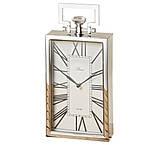 Настольные часы Комо металл h22/33см, фото 2
