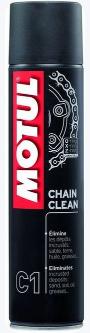 Смазка Motul C1 CHAIN CLEAN (400ML)
