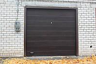 Секционные гаражные ворота DoorHan ш2500мм, в2000мм, фото 4