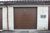 Секционные гаражные ворота DoorHan ш2500мм, в2000мм, фото 2