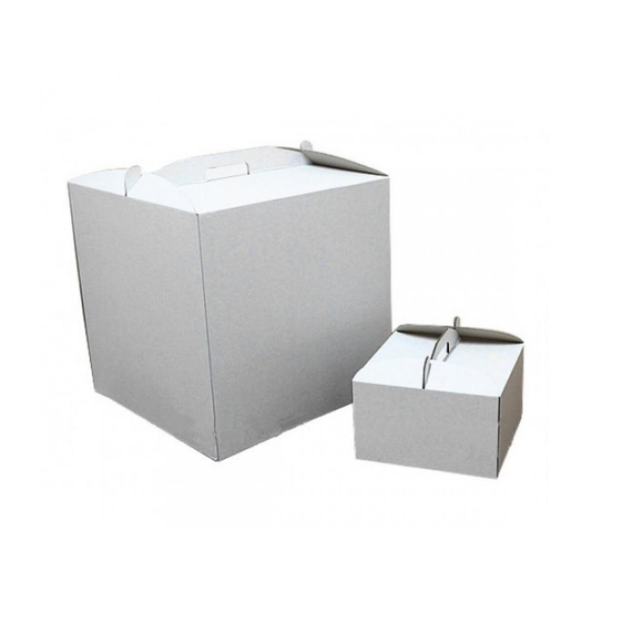 Тортовая упаковка 230*230*210