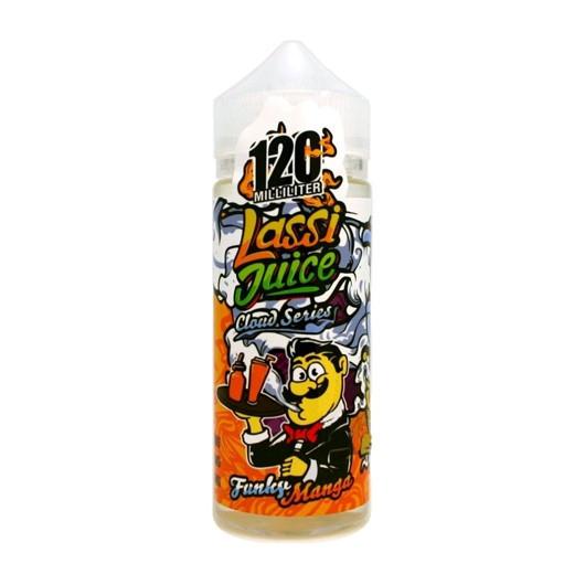 Жидкость для электронных сигарет LASSI JUICE Funky Mango 120мл