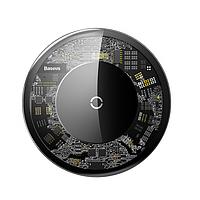 Бездротова зарядка Baseus 10W transparent 10 Вт, фото 1