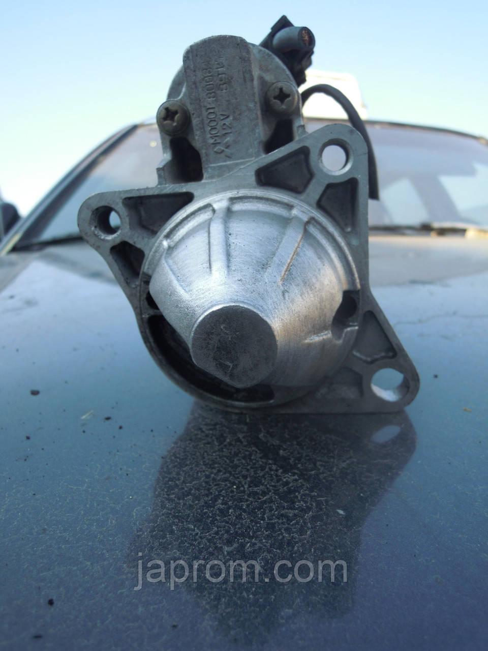 Стартер Mazda 323 BA BJ 1.4 1.5 1.6 1.8 бензин редукторный