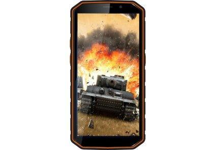 Захищений протиударний мобільний телефон Land Rover XP9800 (Guophone XP9800) orange