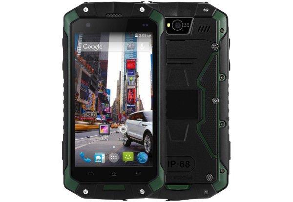 Защищенный смартфон Land Rover Discovery (Guophone) V9 gren2/16Gb