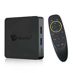 Смарт ТВ приставка Beelink GT1 Mini Voice Remote 4GB/32GB ГОЛОС. УПРАВЛЕНИЕ ANDROID 8.1