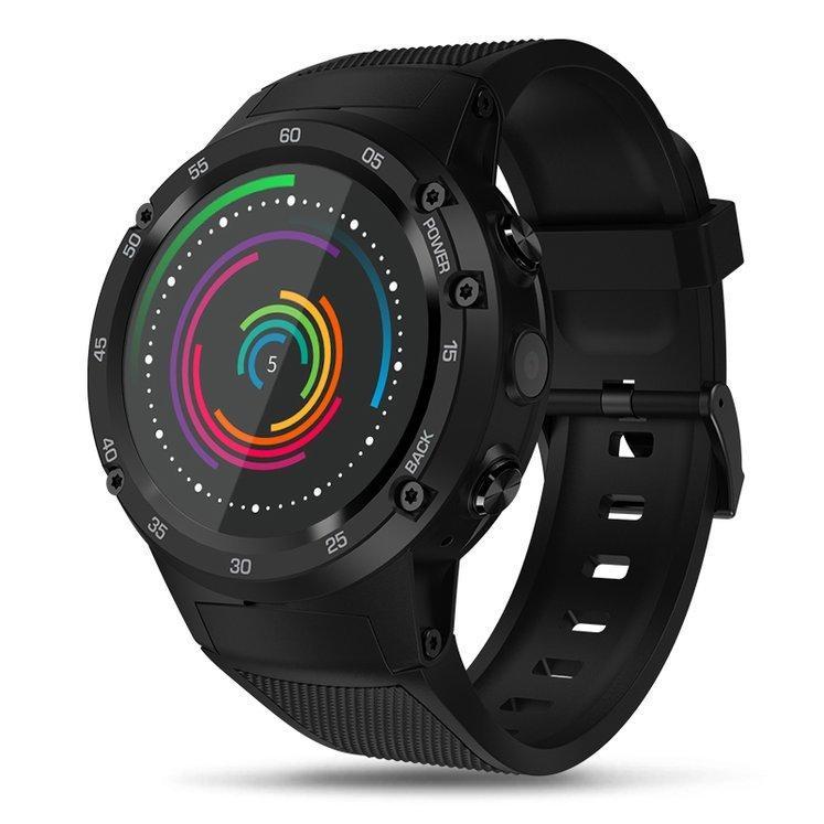 Смарт годинник Zeblaze Pro black SIM 2G/3G, камера 2Mp