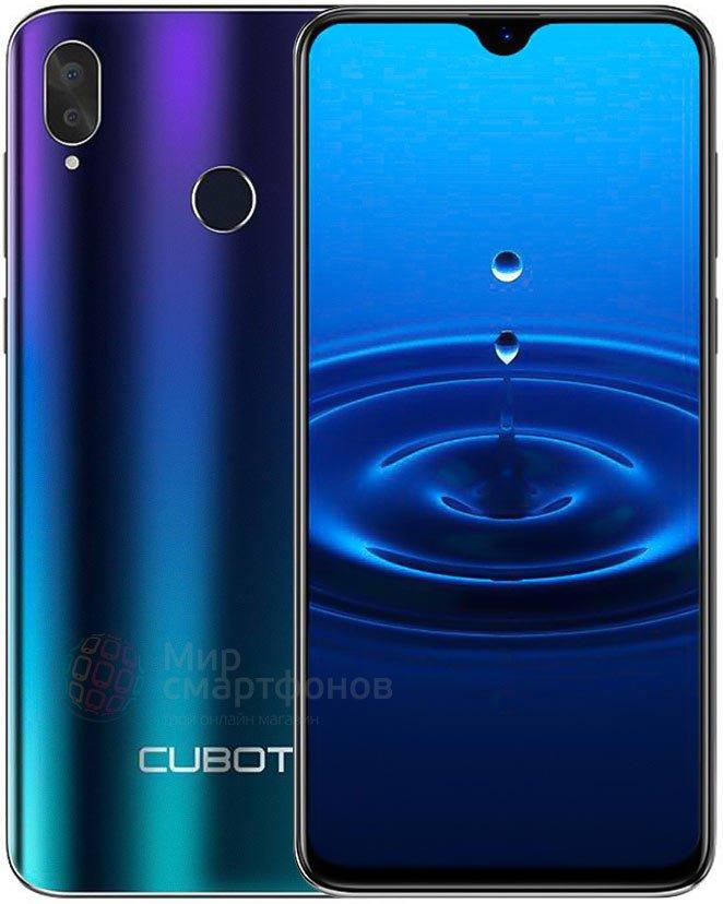 "Смартфон CUBOT R15 Gradient 2/16 GB, 6.26"", МТ6580, 3G"