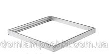 Накладна рамка для LED панелі 600х600