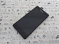 Дисплей Lenovo A6000 (5D68C00655) модуль Сервисный оригинал с разборки